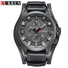 Steampunk curren deportes reloj de los hombres relogio masculino 2016 uhr ejército militar de cuarzo de primeras marcas de lujo de los hombres reloj de pulsera reloj hombre