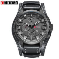 Relogio Masculino Curren Steampunk Sports Men Watch 2016 Top Brand Luxury Army Military Uhr Quartz Men