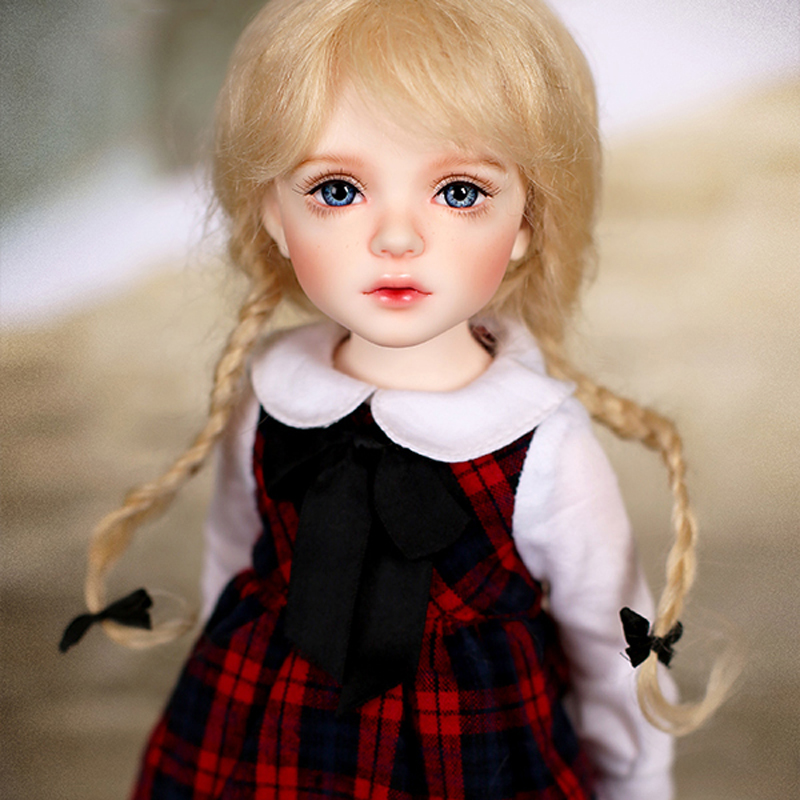 Top Quality New Arrival 1/6 BJD Doll BJD/SD Fashion LOVELY Cheries Doll For Baby Girl Birthday Gift кукла bjd dc doll chateau 6 bjd sd doll zora soom volks