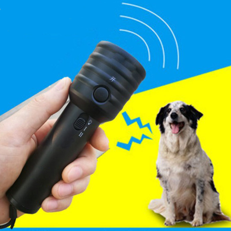 Ultrasonic Drive Dog Repeller Electronic Hunt Dog Outdoor Drive Snake High Power Training Dog Repeller Device