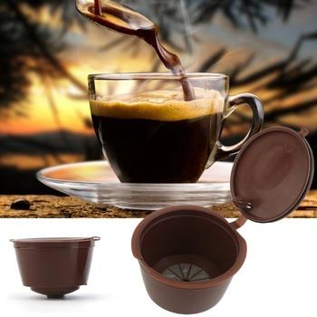 Ekspres do kawy akcesoria filtr do kawy siatki ze stali nierdzewnej kawy kosz ekspres do kawy profesjonalne akcesoria kuchenne filiżanka filtrowa tanie i dobre opinie Części ekspres do kawy ICOCO Coffee Filter