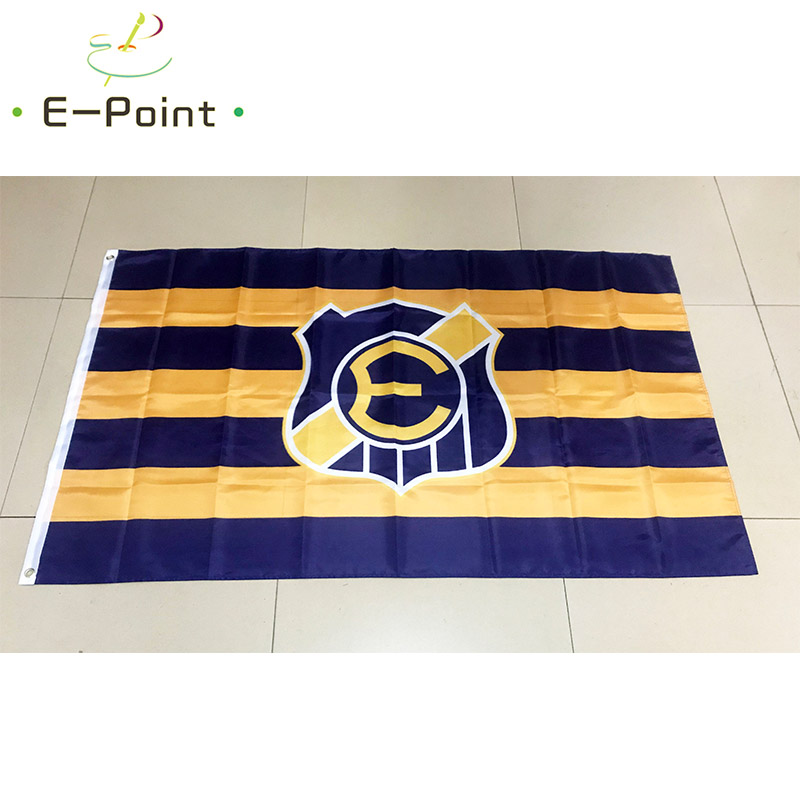 Chile Club Everton De Vina Del Mar 3ft 90*150 Cm Größe Weihnachten Dekorationen Für Haus Flagge Banner Geschenke Reine WeißE 5ft