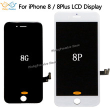 AAAA Quality Screen LCD For iPhone 8 Plus Screen Touch Display LCD Digitizer For iPhone 8 Screen LCDS Replacement