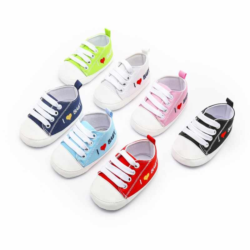 Infant Shoes Baby Boy Girl Kid Soft