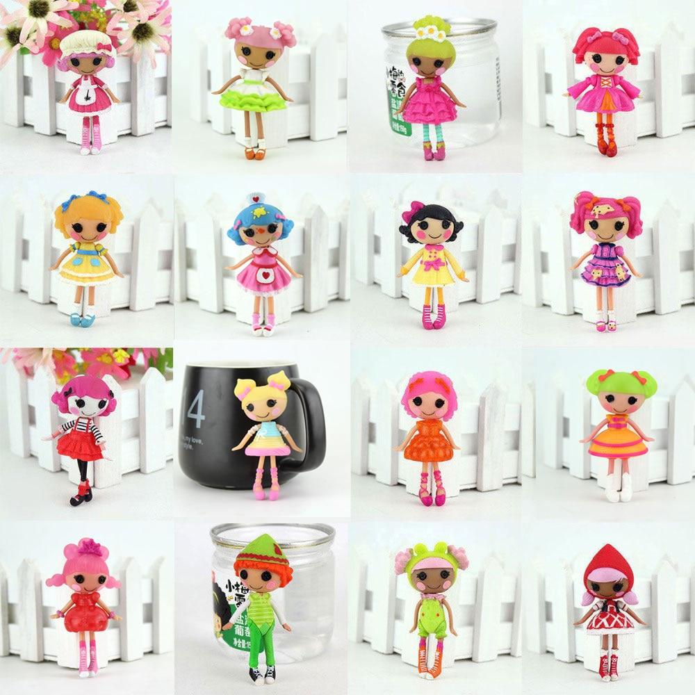 16pcs Mini Lalaloopsy Dolls In One, 3Inch Original Mini MGA Lalaloopsy Dolls For Babys Toy Play House Each Unique16pcs Mini Lalaloopsy Dolls In One, 3Inch Original Mini MGA Lalaloopsy Dolls For Babys Toy Play House Each Unique