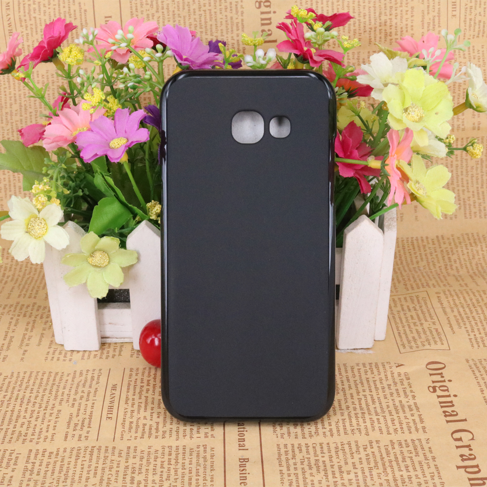 For Samsung A3 (2017) A5 (2017) Case Soft Matte TPU Skin Shell Back Phone Cover Case for Samsung Galaxy A7 (2017)  A5 (2017)