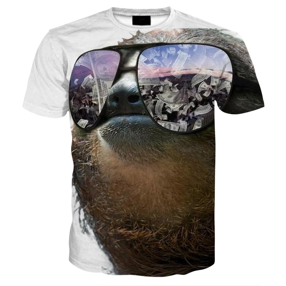 Swag-Sloth-T-shirt