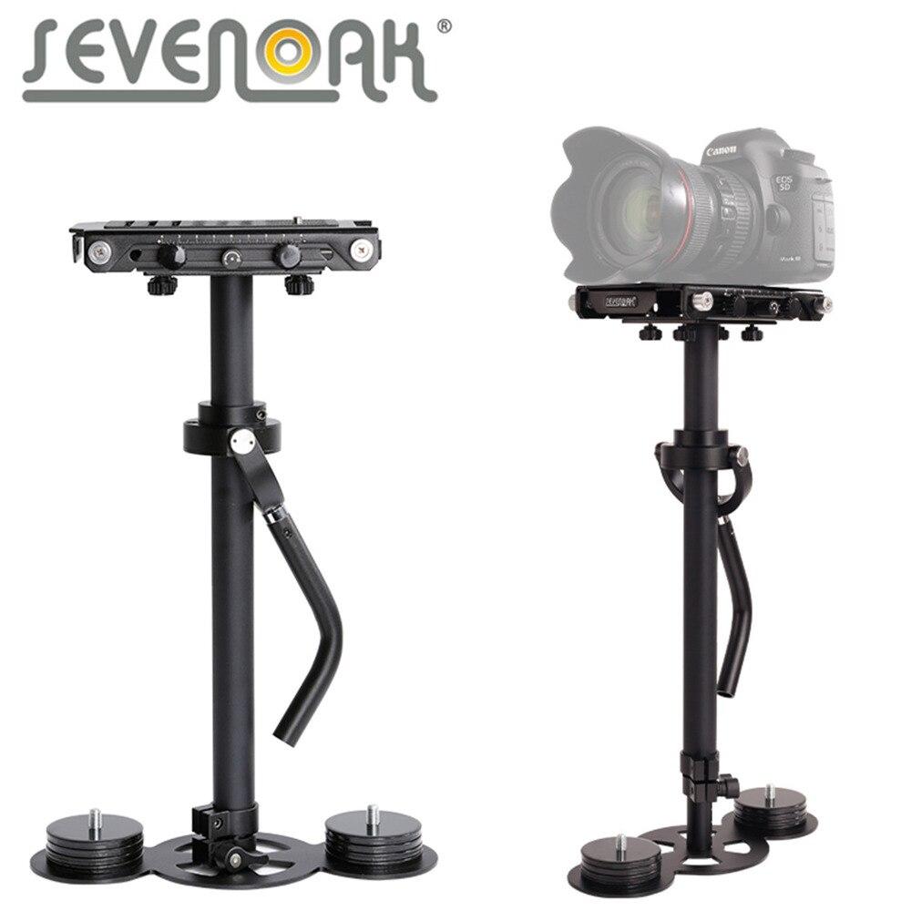 Sevenoak SK-SW02N Pro profesionální stabilizátor Steadycam (do 3kg) pro videokameru Canon Nikon Gopro Sony  t