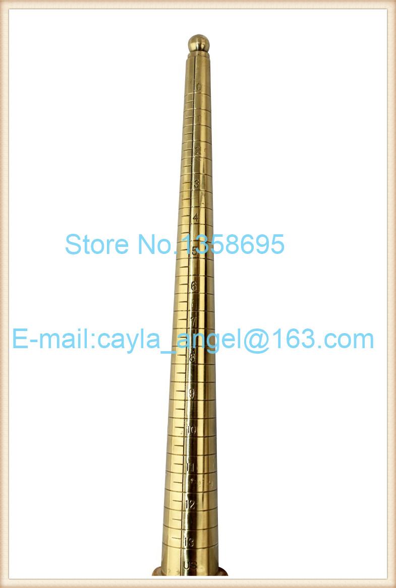 Metal Metal Ring Gauge Julytech Ring Sizer Measurement Finger Ring Gauge Measurer//Mandrel Silver Finger Sizer Ruler Finger Sizing Tools US Sizes 1-13