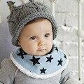 Bibs do bebê Bibs Bibs Do Bebê do Inverno Infantil Babero Bebê Bandana BibsBurp Panos Recém-nascidos Triângulo Cachecol