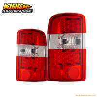 For 2000 2006 Chevy Tahoe Suburban Denali LED Tail Lights R Cl USA Domestic Free Shipping