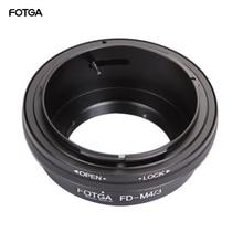 Fotga キヤノン fd マウントレンズオリンパス/パナソニックのマイクロ 4/3 m4/3 E P1 G1 GF1 GH1 EM5 EM10 GM5 カメラ