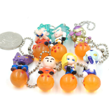 Dragon Ball Super Keychain Pendants