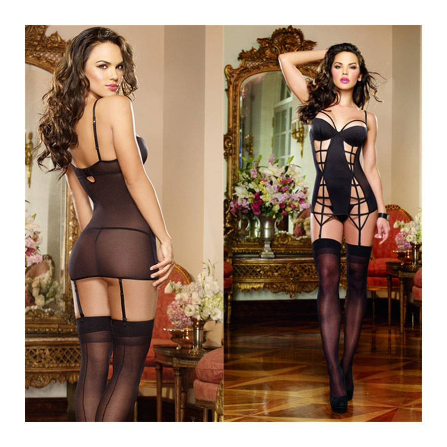 Sexy Club Performance Clothing Women Sexy Lingerie Upscale Erotic Clothing Sexy Dance Clothes Nightclub Pole Dancing