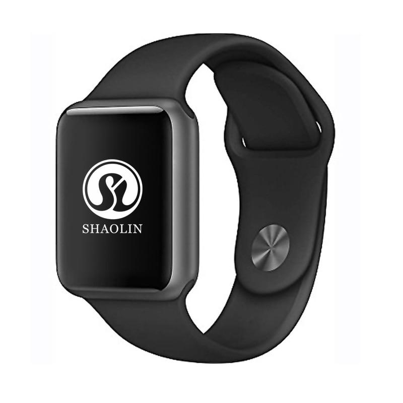 Montre connectée Série 4 téléphone soutien Coeur Taux IPS Écran Bluetooth Smartwatch Pour Apple iphon 6 7 8 X IOS vitesse s2 android os