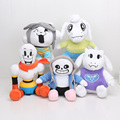 22-30cm Undertale Sans Papyrus Asriel Toriel Stuffed Doll Plush Toy For Kids Christmas Gifts Plush Dolls