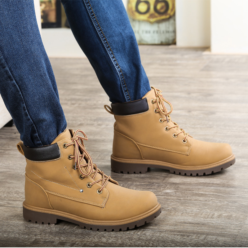 Aliexpress.com : Buy Tangnest 2016 Men Martin Boots Retro Style