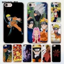 Naruto Itachi Sharingan Design Case Cover for Apple iPhone