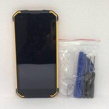 Blackview BV9500 5,7 дюймов IP68 ЖК-дисплей дигитайзер в сборе с рамкой+ сенсорный экран замена стекла