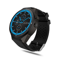 Smart Watch Men MTK6580 3G Smartwatch 1GB 16GB Heart Rate Monitor GPS with 2MP Camera for huawei watch connected android watch