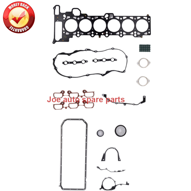 M52 M52B20 Moteur set complet de joint kit pour bmw E39 520i E36 320i 1991CC 2.0L 2.0 L