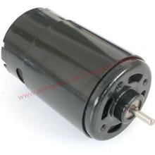 6-18 в 550 Черный Металлический Мини DC мощный магнитный двигатель щетка сильная движущая сила большой крутящий момент для diy go-anywhere vehicle RC Car