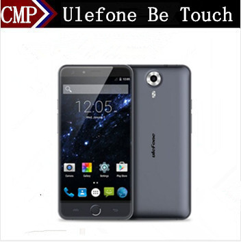 Original Ulefone Be Touch 2 4G LTE Mobile Phone MTK6752 Android 5.1 5.5 Inch IPS 1920x1080 3GB RAM 16GB ROM 13.0MP Fingerprint