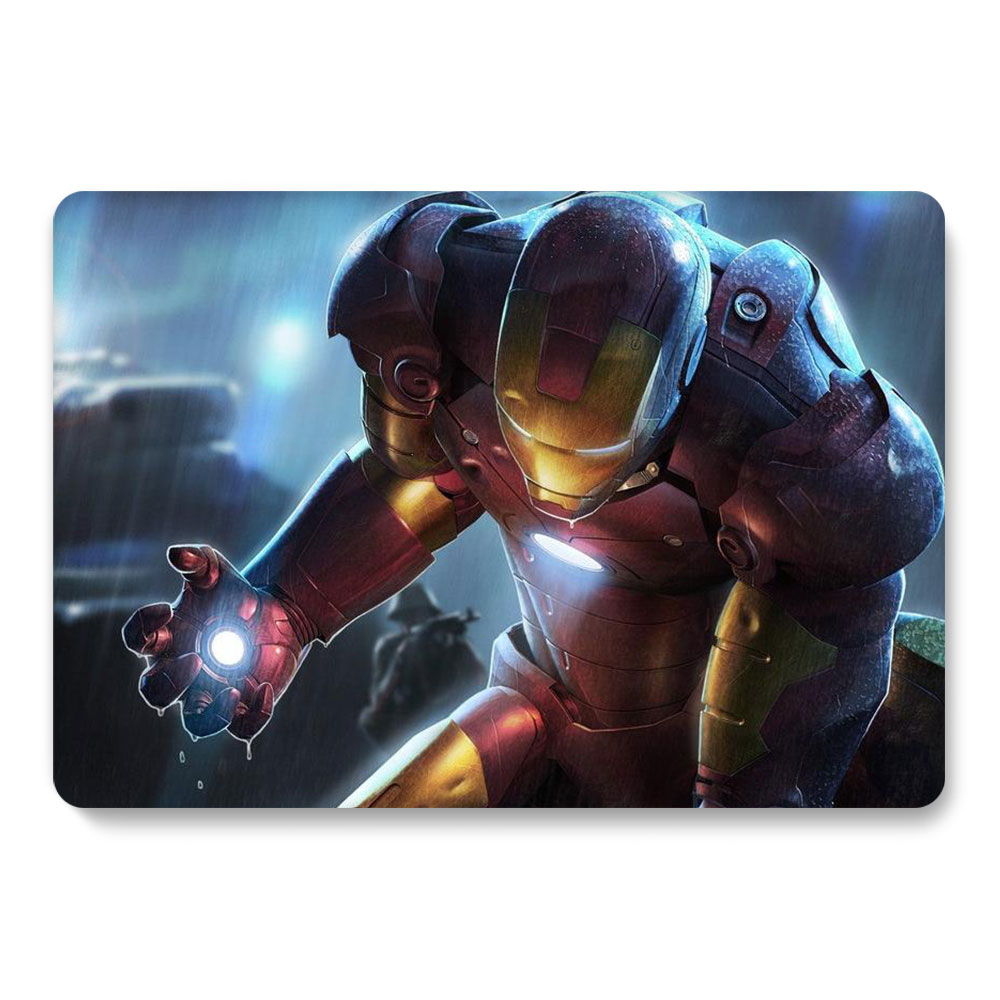 Iron Man Case for MacBook 45