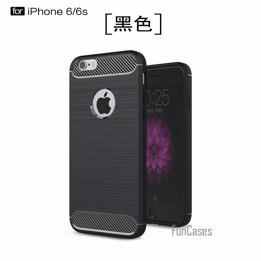 Soft Fitted Case sFor fundas iPhone 6s 6 Case Cover sFor iPhone 6 Case 4.7 inch ipone iphon ihone ifon aifon telefoon hoesjes
