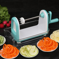 Manual Vegetable Cutter Slicer Kitchen Accessories Multifunctional Potato Carrot Grater Kitchen Gadgets Stainless Steel Tools