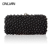 ONLVAN Brand Luxury Evening Bag Women Chain Purse Fashion PU Leather Small Clutches Banquet Socialite Ladies