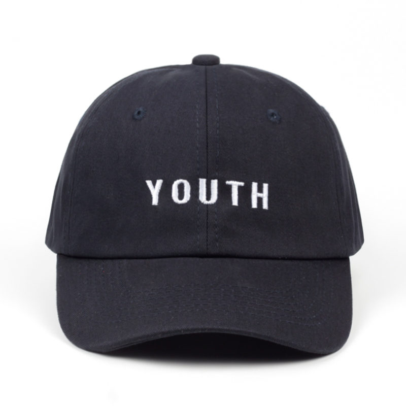 2019 New Adult Baseball Cap Fashion YOUTH Letter Snapback Caps Black White Pink Navy Hat For Men Women Casquette Homme Gorras