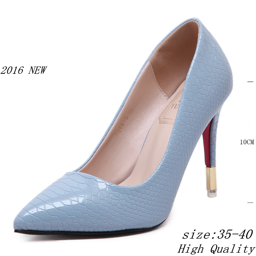 Popular Blue Bottom Shoes-Buy Cheap Blue Bottom Shoes lots from