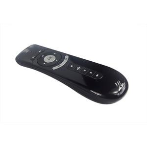 Image 3 - フライエアマウス T2 リモコン 2.4GHz ワイヤレス 3D ジャイロ運動スティック用 3D 感覚ゲーム PC ボックスの Google Tv プレーヤー