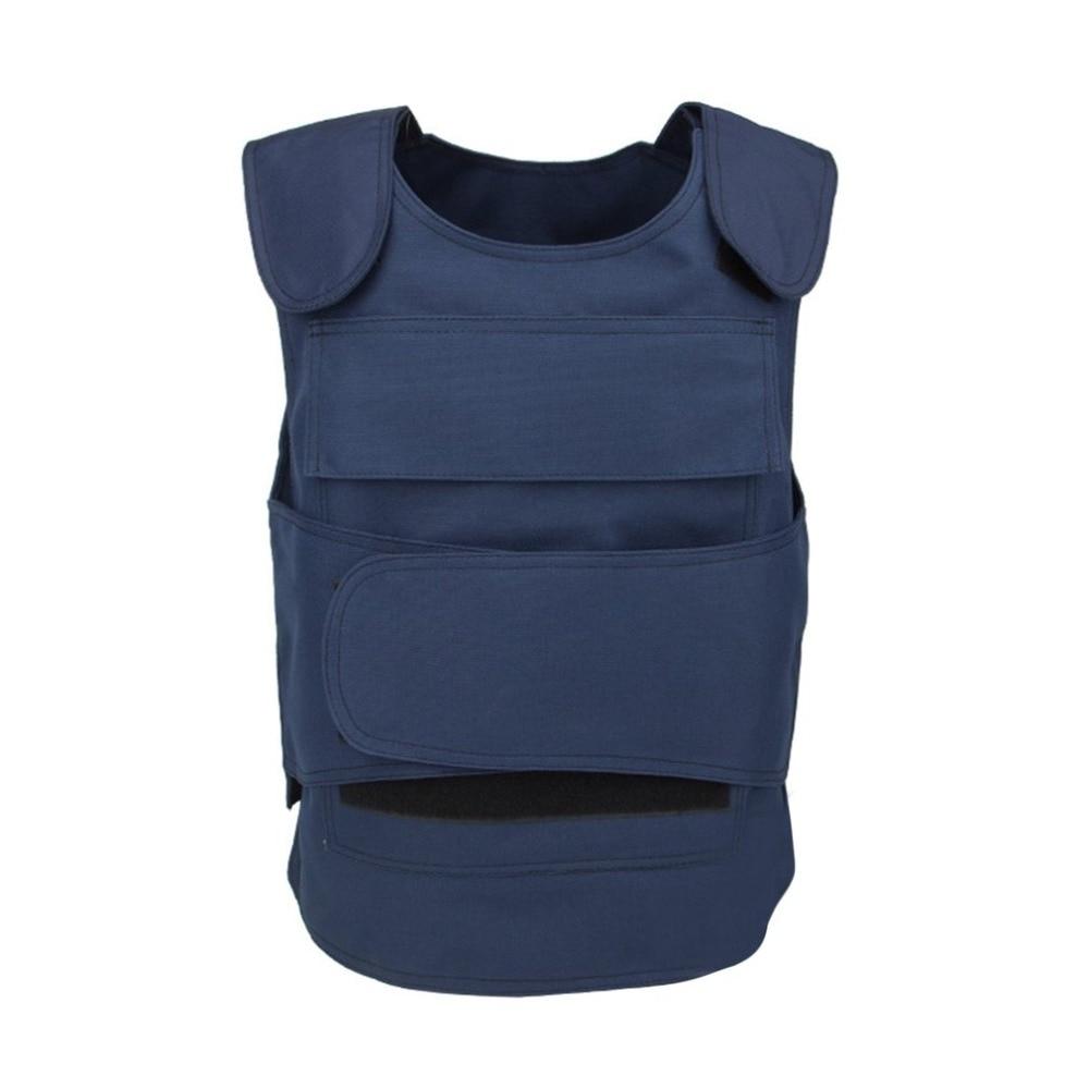 LESHP Security Guard Vest Bulletproof Vest Cs Field Genuine Tactical Vest Clothing Cut Proof Protecting Clothes For Men Women