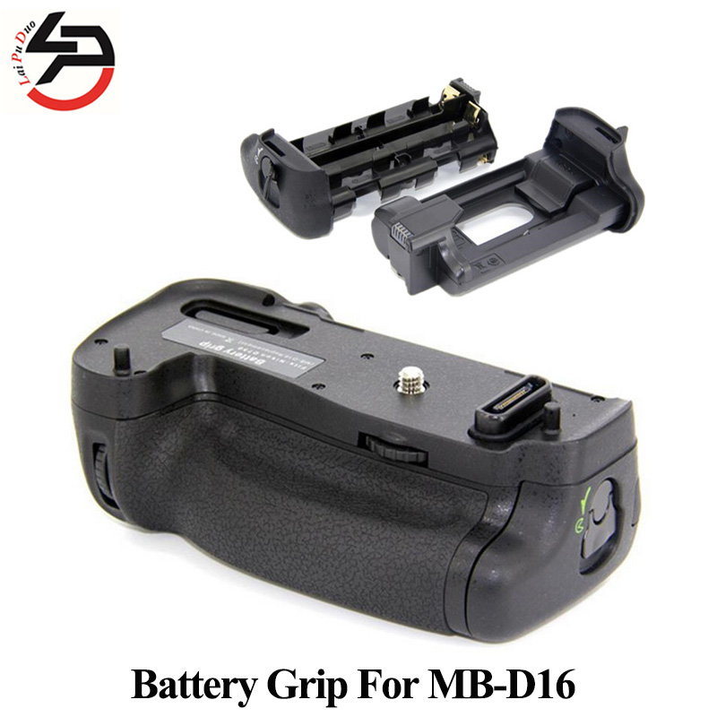 MB-D16 Battery Grip For Nikon D750 MB D16 MBD16 SLR Digital Camera with Battery Holder meike mk dr750 mb d16 built in 2 4g wireless control battery grip for en el15 nikon d750 dslr camera