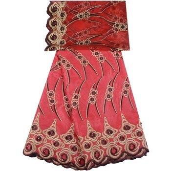 Cheap African Fabric Bazin Riche Getzner 2019 Bazin Riche Fabric Latest High Quality Guinea Brocade Lace For Women 1301