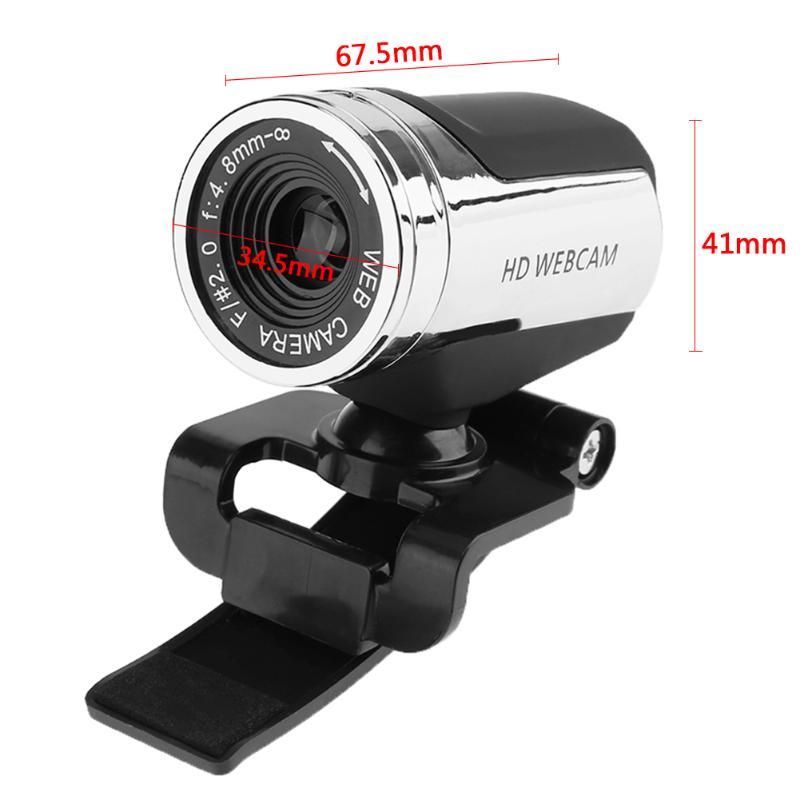 A7220a USB 2.0 1.4 м Веб-камера 12MP HD веб-Камера 360 градусов вращения с микрофоном для рабочего компьютера PC ноутбук