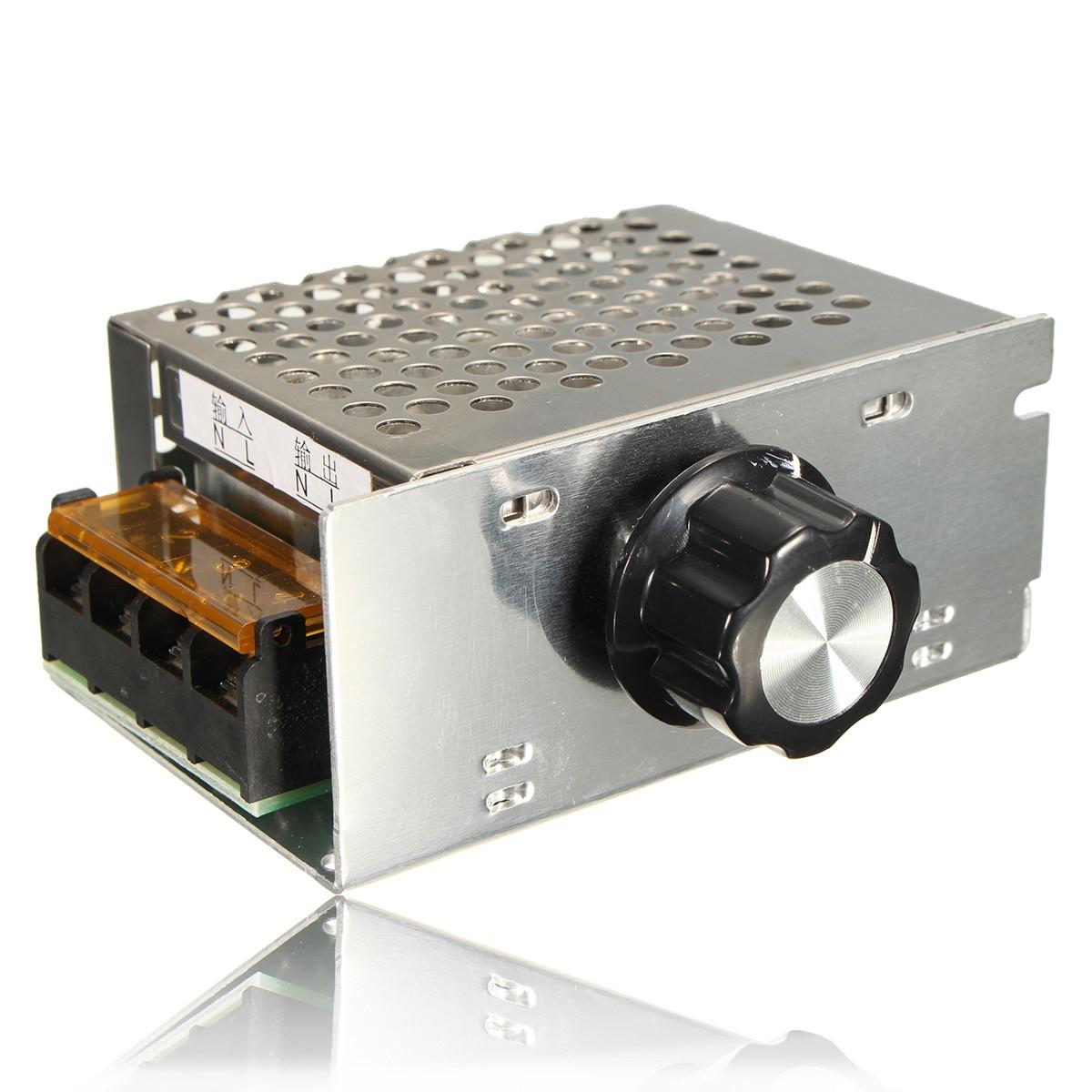 Professional Voltage Regulators 25a 4000w 220v High Power
