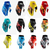 2017 New Spectrum Motocross Racing Gloves BMX ATV MTB MX Off Road Glove Dirt Bike Bicycle