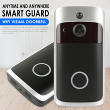 Get more info on the New WiFi Visual Ring Doorbell , Smart Home Wireless Door Bell Camera , Video Phone Intercom Home Security Automation Modules