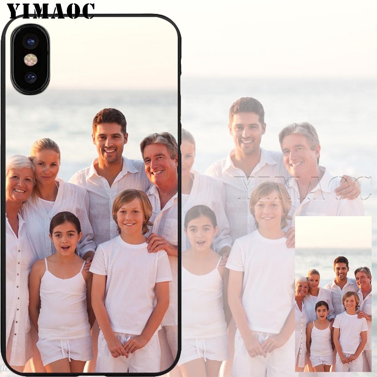 Yimaoc DIY изображения подгонять изображение на выбор для huawei Коврики 20 Honor 6a Y7 7a 7c 7x 8c 8x9 10 Nova 3i 3 Lite рro Y6 P30 P