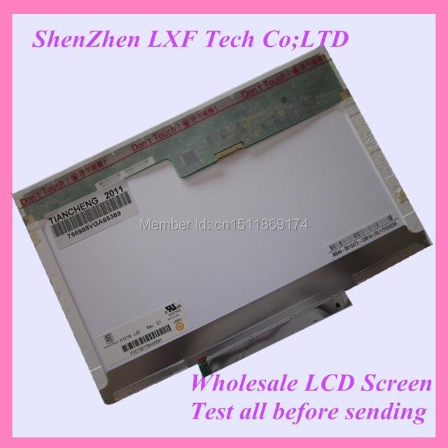 12.1'' Laptop lcd screen B121EW03 V.6 LTN121W1 LP121WX1 LTN121AT02 N121I6-L02 20pin