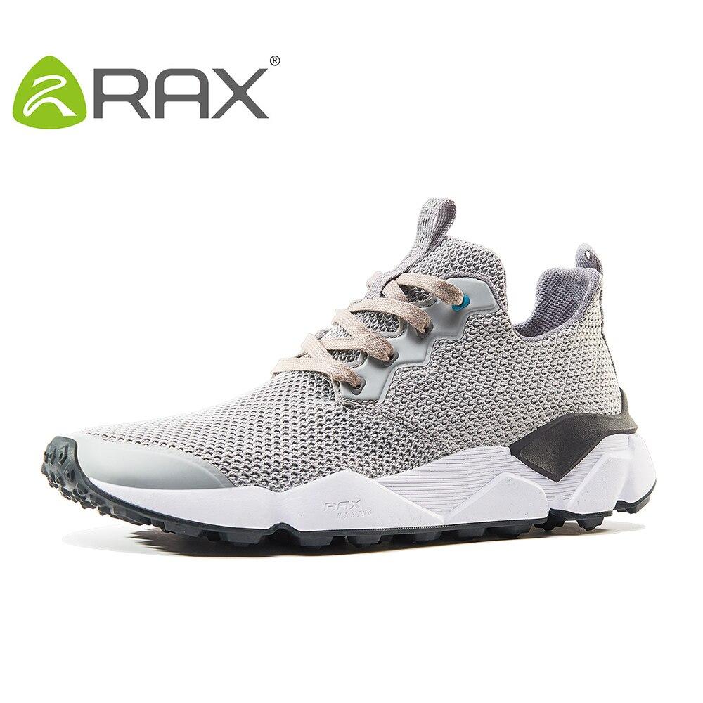 Rax 2017  Men Lightweight Trail Running Shoes Women Breathable Lightweight Outdoor Sports Shoes Men Sneakers