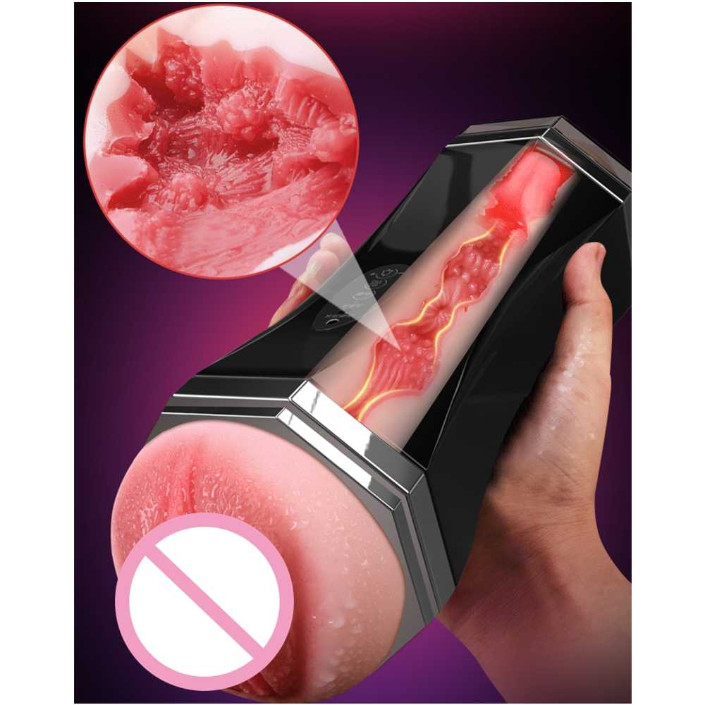 3DสมจริงVirginและปากMasturbatorดูดถ้วยนวดSexตุ๊กตาVibratorไฟฟ้าพ็อกเก็ตหีชายMasturbatorคัพเพศ