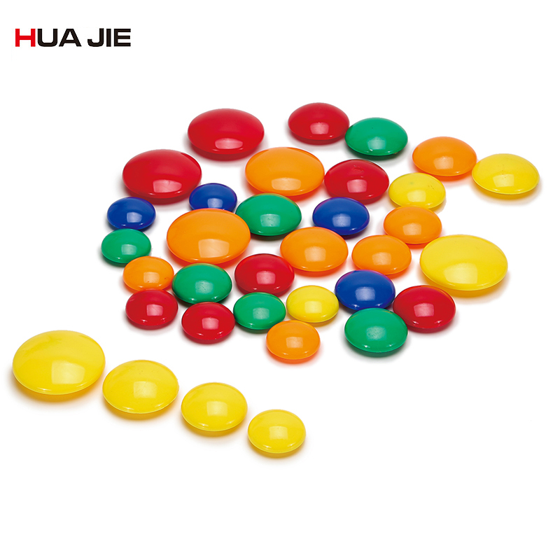 Colorful Strong Whiteboard Fixed Magnet Nail Noticeboard Skittle Pin Magnetic Thumbtacks Stickers Office School Supplies DE5092 in Pin from Office School Supplies