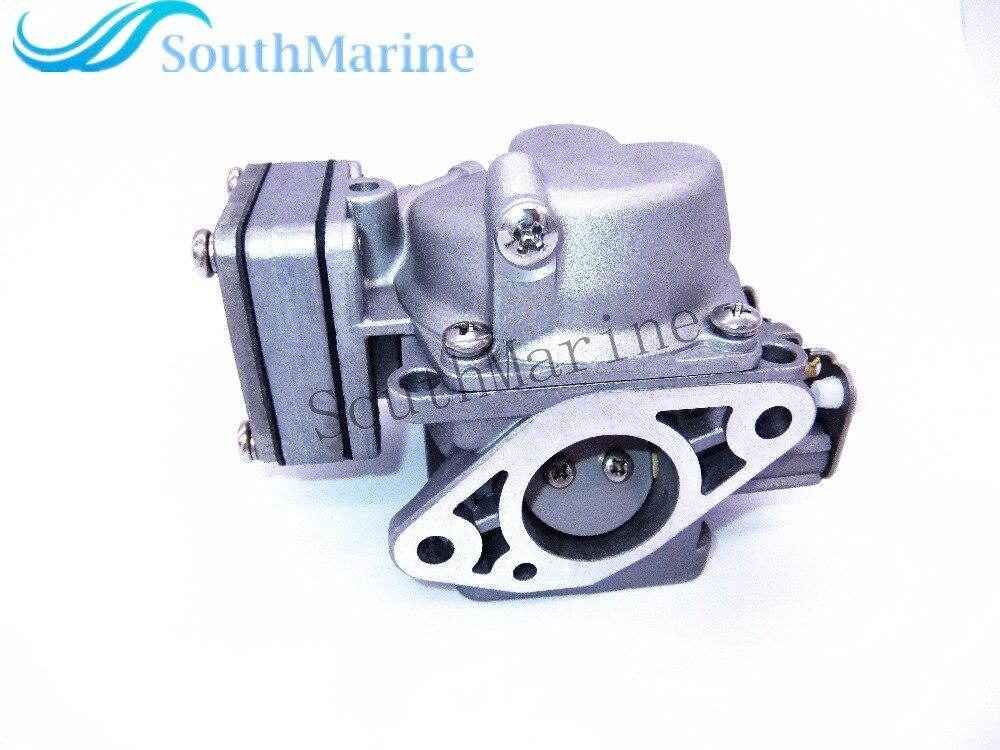 Carburateur Assy pour moteurs hors-bord Hangkai 2 temps 5hp 6hp