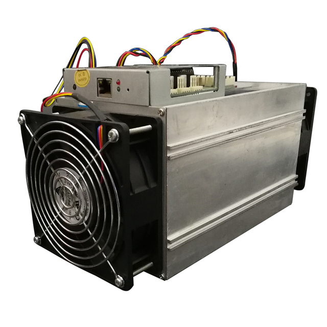 Secondhand Bitcoin BTC Miner AntMiner S7 4.73T Bitcoin Miner With Secondhand Power Supply ASIC Mining Machine Network Switches