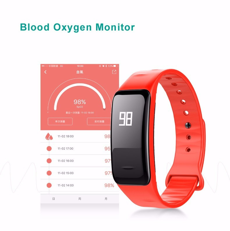 Z-suit Health Sport Wristband Oxygen Blood Pressure Heart Rate monitor Smart Bracelet Fitness Tracker Smart Band for IOS Android 10