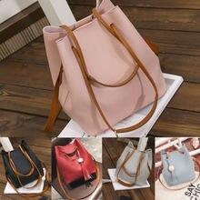 2019 Fashion Women Bag Vintage Messenger Bag High Quality Shoulder Bag Simple Crossbody Bag Tote